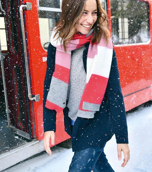 Winterzeit bei CECIL: Cosy trifft festlich
